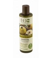 ECOLAB, Zrównoważony szampon do przetłuszczających się włosów, 250 ml