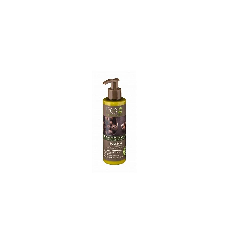 ECOLAB, Balsam wzmacniający – objętość i przyśpieszenie wzrostu, 200 ml