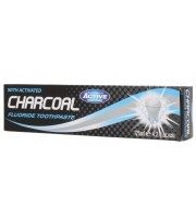 Beauty Formulas, Pasta do zębów z aktywnym węglem, 125 ml