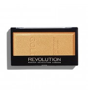 Makeup Revolution, Ingot Highlighter, Rozświetlacz do twarzy, 12 g