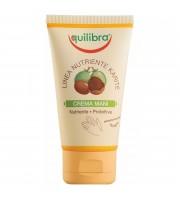 Equilibra, Shea Line, Krem do rąk z masłem shea, 75 ml