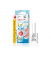 Eveline, Odżywka do paznokci 8w1,  Sensitive, 12 ml