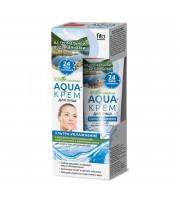 Fitokosmetik, Aqua-Krem do twarzy, Ultranawilżenie, 45 ml