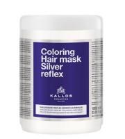 Kallos, Maska Silver Reflex, 1000 ml