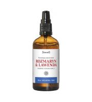 IOSSI, Olej wzmacniający do włosów Rozmaryn & Lawenda, 100 ml