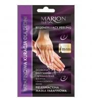 Marion, SPA, Parafinowa kuracja dla dłoni, 5 g i 6 ml