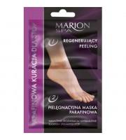Marion, SPA, Parafinowa kuracja dla stóp, 6,5 i 6 ml