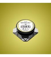 Semilac, UV Gel 04, Żel do zdobień, Spider Gum Gold, 5 g