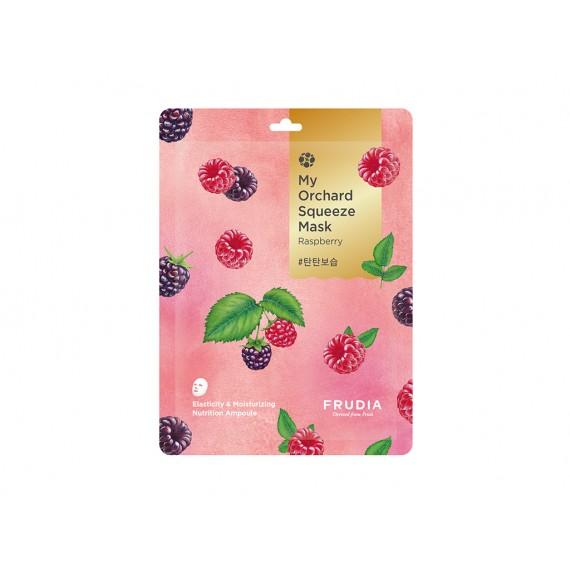 Frudia, My Orchard Squeeze Mask, Raspberry, Maseczka do twarzy, 20 g