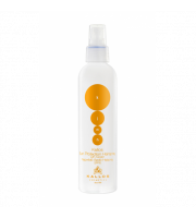 Kallos, KJMN Sun Protection Hairspray, Spray ochronny do włosów SPF 6, 200 ml