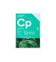 Missha, Phytochemical Skin Supplement Sheet Mask Chlorophyll-AC Care, Maseczka w płachcie, 25 ml