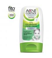 Fitokosmetik, Acne Control, Kompleksowa pielęgnacja do twarzy 7w1, Żel + Scrub + Maska, 150 ml
