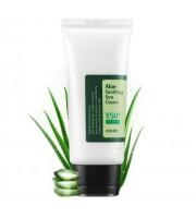 COSRX, Aloe Soothing Sun Cream SPF 50+ PA+++, 50 ml