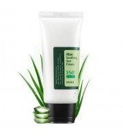 COSRX, Aloe Soothing Sun Cream SPF50+ PA+++, 50 ml
