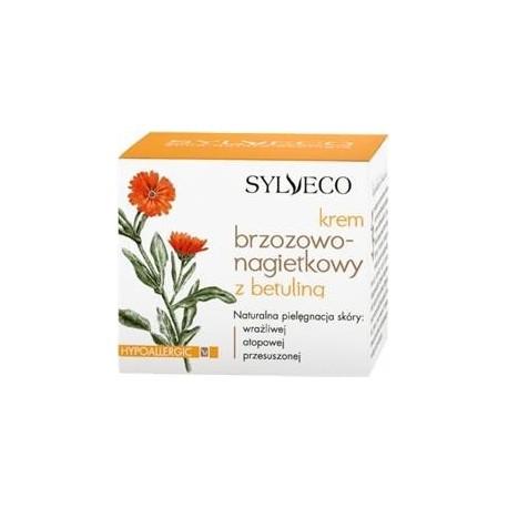 Sylveco, Krem brzozowo-nagietkowy z betuliną, 50 ml