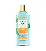 Bielenda, Fresh Juice nawilżający płyn micelarny Pomarańcza, 500 ml