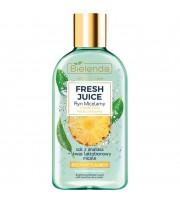 Bielenda, Fresh Juice Rozświetlający płyn micelarny ANANAS, 500 ml