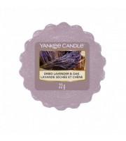 Yankee Candle,  LAVENDER & OAK, wosk zapachowy 22 g