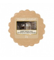 Yankee Candle, SWEET MAPLE CHAI, wosk, 22 g