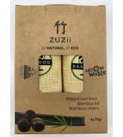 Zuzii, Węgiel bambusowy, Osuszacz powietrza, 4x75 g