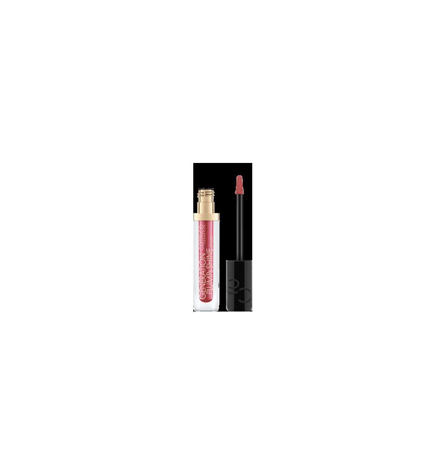 Catrice, Błyszczyk Generation Plum & Shine Lipgloss 110