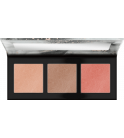 Catrice, Luminice, Highlighter& Bronze Glow Palette, 010