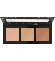 Catrice, Luminice, Highlighter& Bronze Glow Palette, 020