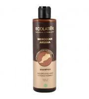 Ecolab, Ecolatier, Szampon do włosów odżywczo-wzmacniający, Morrocan Argana, 250 ml
