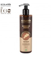 Ecolab, Ecolatier, Balsam do włosów odżywczo-wzmacniający, Moroccan Argana, 250 ml