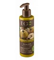 ECOLAB, Zrównoważony balsam do przetłuszczających się włosów, 200 ml