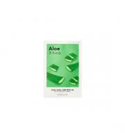 Missha, Airy Fit Sheet Mask Aloe, Nawilżająco-uelastyczniająca maseczka w płachcie, 19 ml
