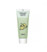 Skin79, Animal Color Clay Mask Angry Cat, Maseczka kojąca do twarzy, 70 ml