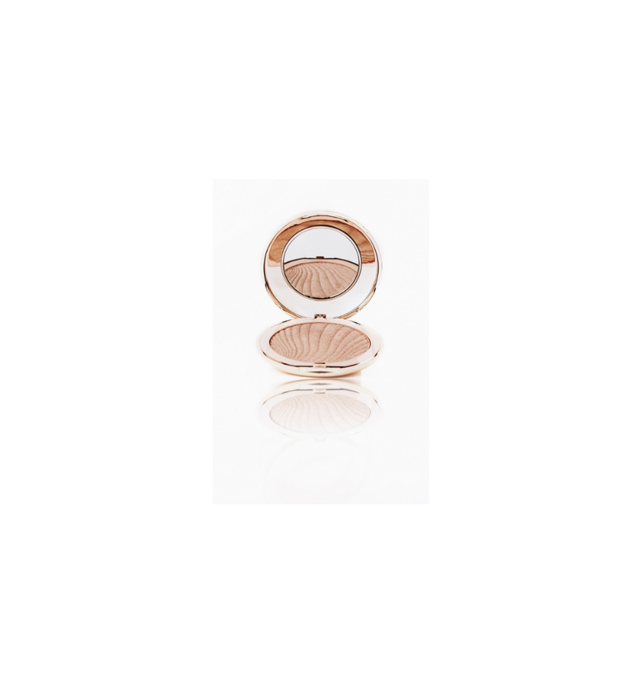 Affect, Shimmer Prasowany rozświetlacz H-0008 Rio, 9 g