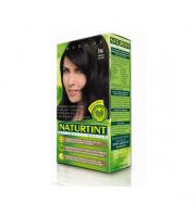 Naturtint, Farba do włosów 1N, Hebanowa czerń, 165 ml