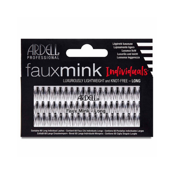 Ardell, Faux Mink Individuals Long, Kępki, 60 sztuk