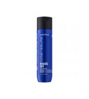 Matrix, Total Results, Brass Off, Szampon do włosów ochładzający kolor, 300 ml