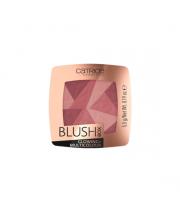 Catrice, Blush Box Glowing + Multicolour, 020, Róż do policzków, 5,5 g