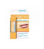 Flos-Lek, Lip Care, Pomadka ochronna z masłem karite