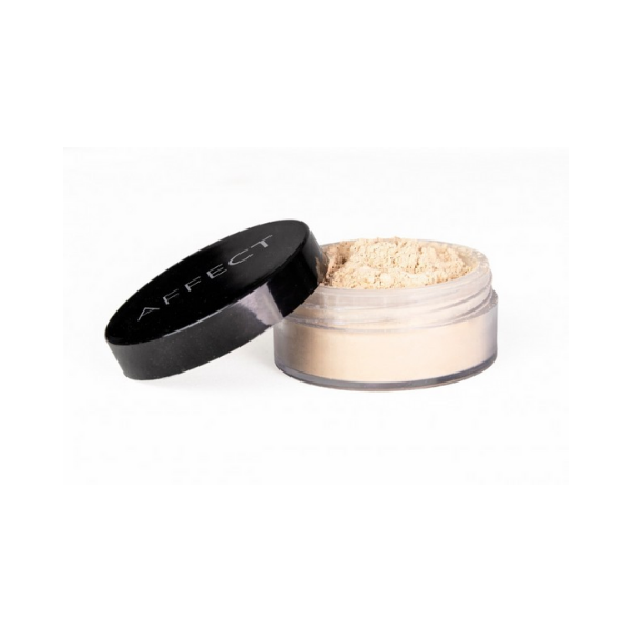 Affect, Mineralny puder sypki Soft Touch, C-0004, 10 g
