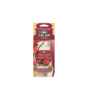 Yankee Candle, Car Jar Ultimate Black Cherry, Odświeżacz powietrza