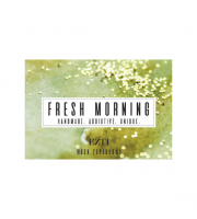 Ezti Candles, Wosk Simply Classic, Fresh Morning, 45 g