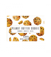 Ezti Candles, Wosk Eat Me, Peanut Butter Cookie, 45 g