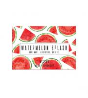 Ezti Candles, Wosk Eat Me, Watermelon Splash, 45 g