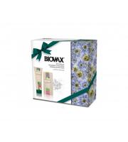 L'Biotica, Biovax, Zestaw Botanic, Czarnuszka & Czystek, Szampon + Odżywka
