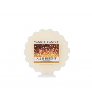 Yankee Candle, All is bright, Wosk, 22 g