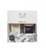 Alkemie, Wrinkle Eraser Set, Zestaw prezentowy do pielęgnacji twarzy