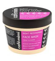 Le Cafe Mimi, Regenerująca maska do twarzy, 110ml