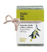 Make Me Bio, 100% Naturalne Mydło z Oliwy z Oliwek
