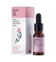Make Me Bio, Garden Roses, Serum nawilżające do twarzy, 15 ml