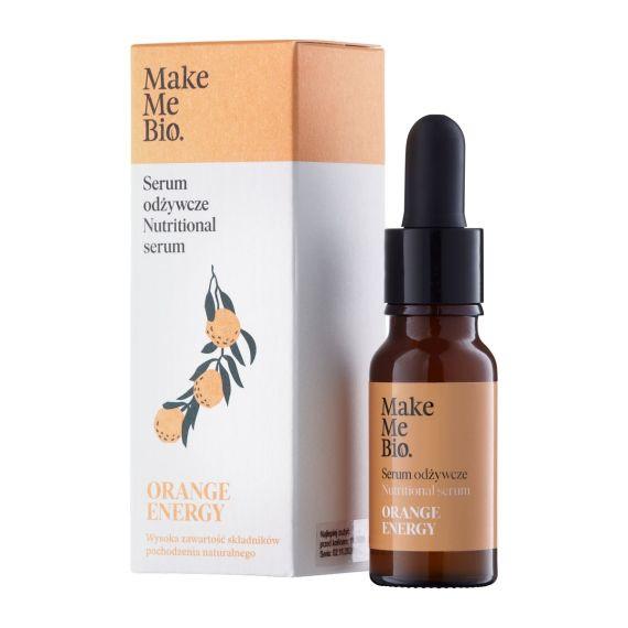 Make Me Bio, Serum do twarzy Orange Energy, 15 ml